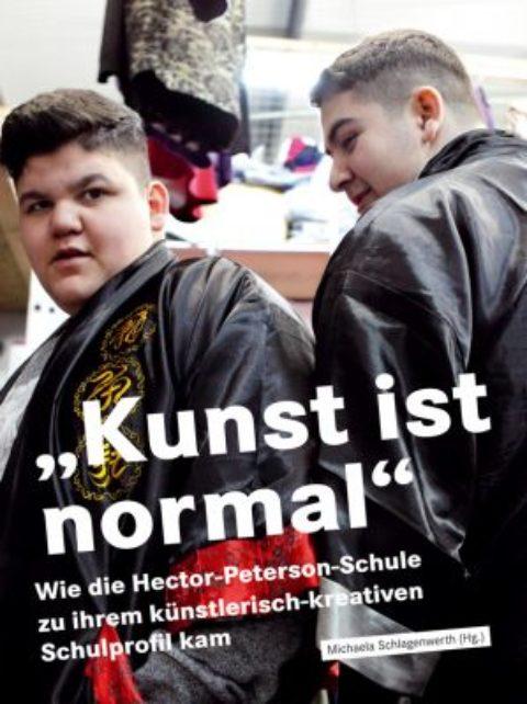 """Präsentation der Broschüre """"Kunst ist normal"""""""