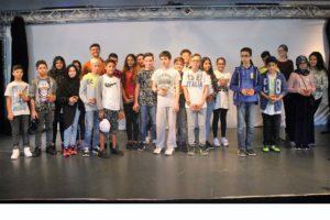 Die Klasse 7 C1