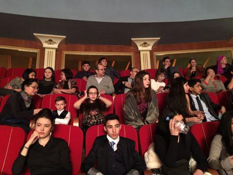 Unsere Schüler*innen in Kasachstan