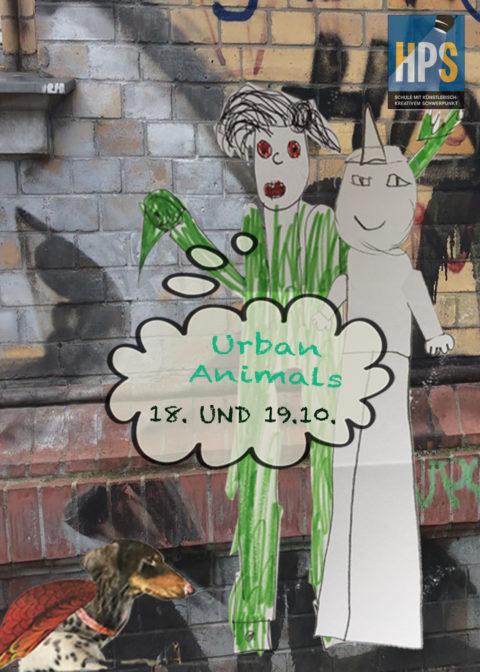 Urban Animals in der 7 D2