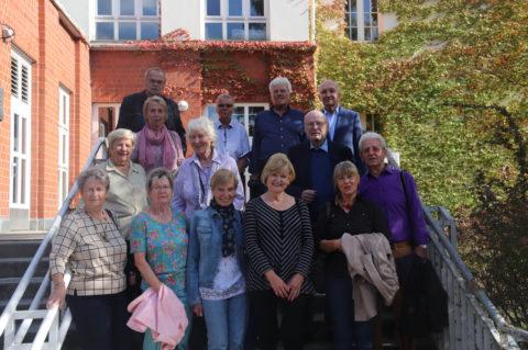 Ungewöhnliches Klassentreffen an der HPS – ein Wiedersehen nach 60 Jahren