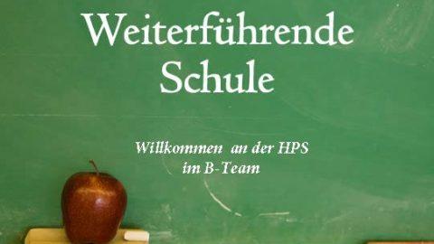 """Der erste Schultag 2019/20 für unsere """"Kleinen"""""""