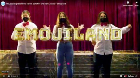 "Theater an der HPS digital: ""Emojiland"""